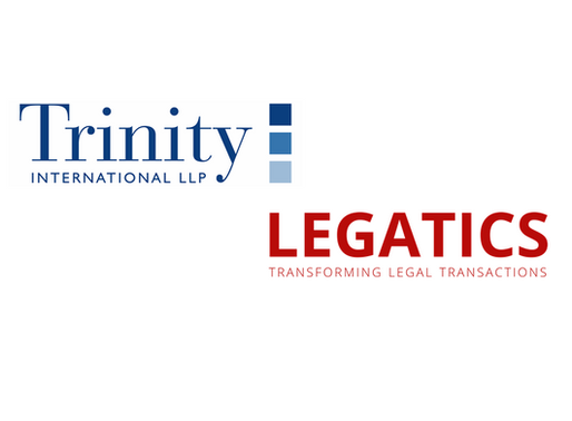 Trinity International LLP chooses Legatics