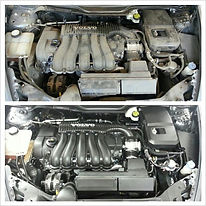 Engine Cleaning/Degreasing