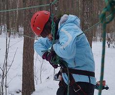 тренировка альпинистов