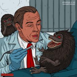 Critters & Dr. Alan Feinstone