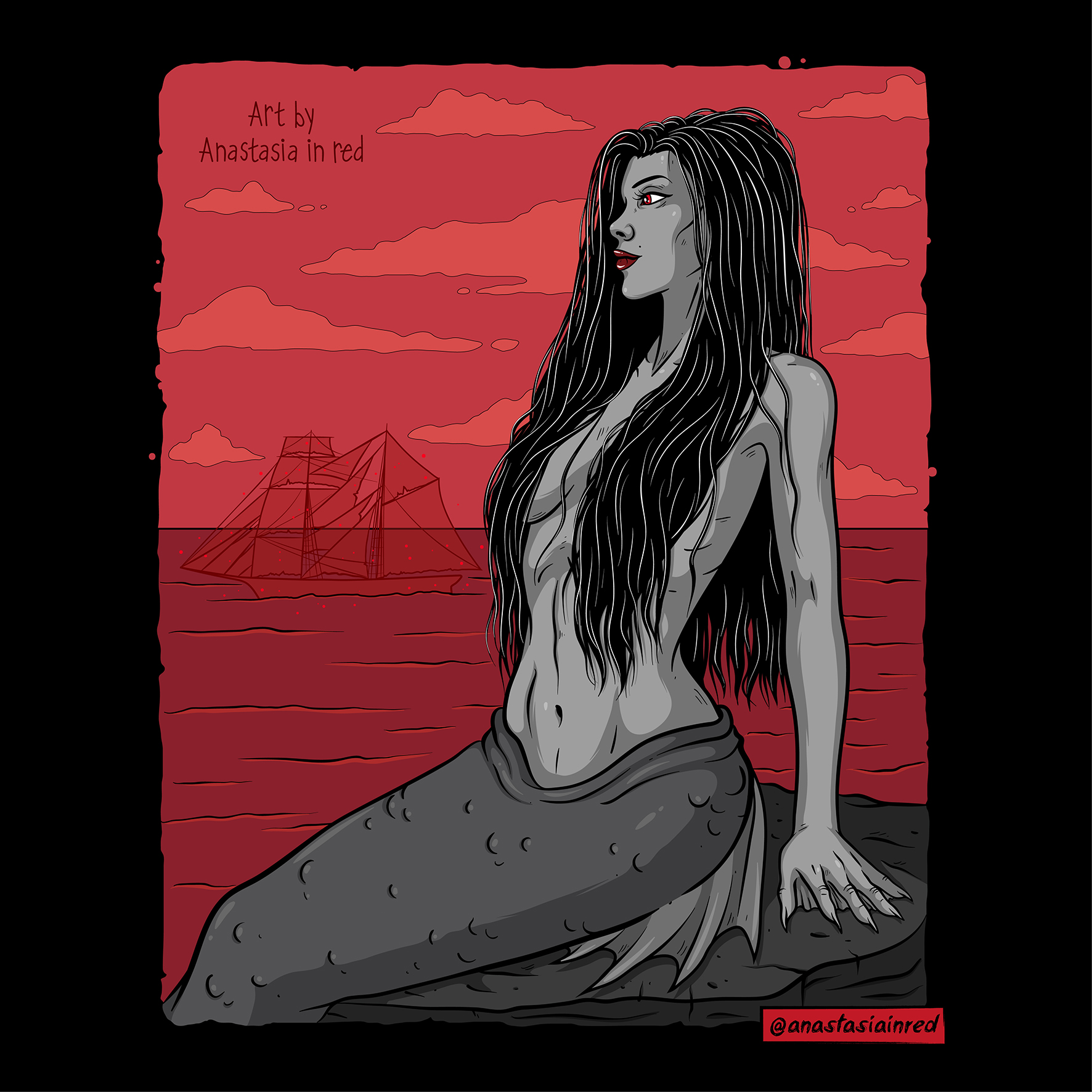 Siren/Ghost