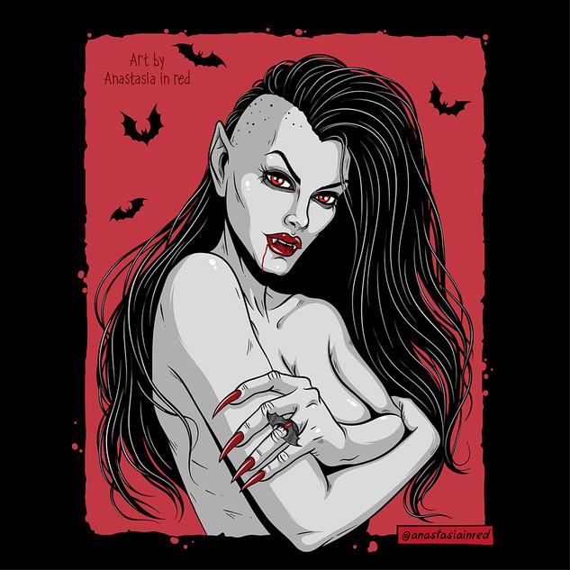 Gorgeous Vampire