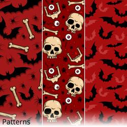 Spooky Patterns