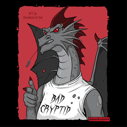 Cryptid/Dragon