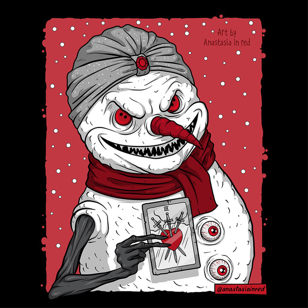 Snowman Fortuneteller
