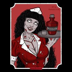 Zombie Waitresse