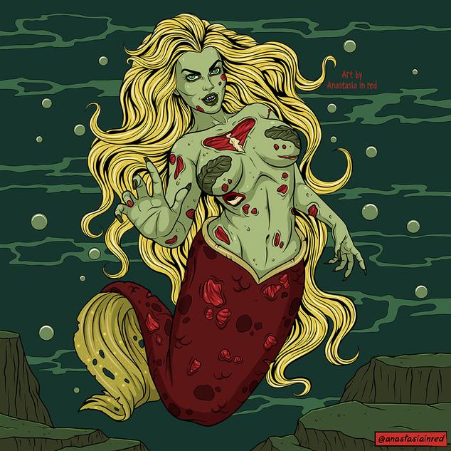 Zombie Mamaid