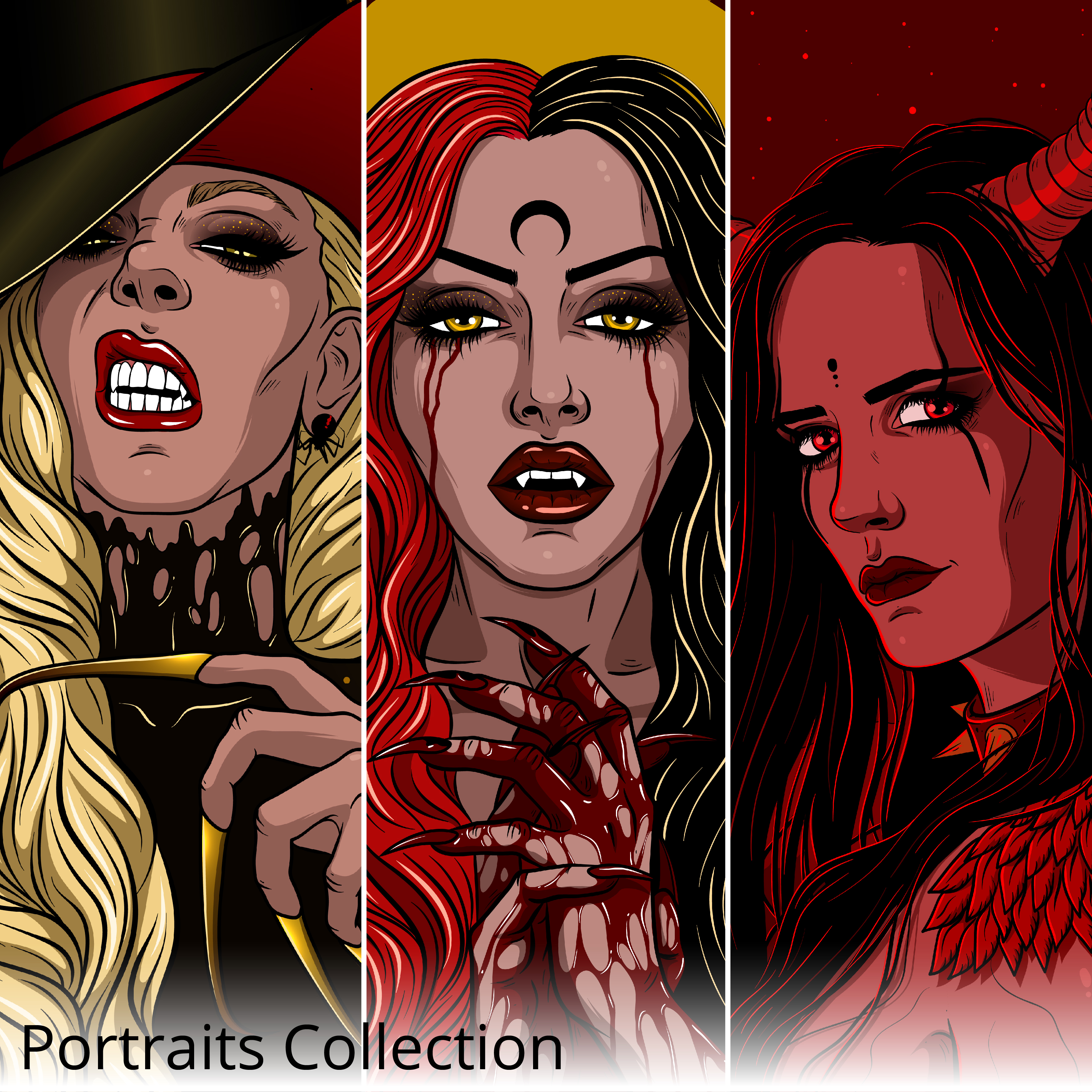 Horror Portraits