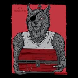 Werewolf/Treasure
