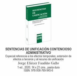 sentencias de unificacion contencioso ad