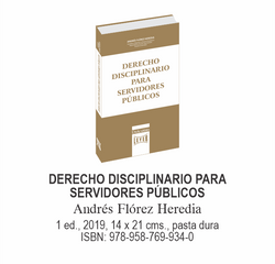 derecho disciplinarios para servidores p