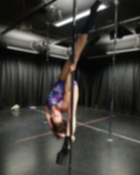 Pole Dance and Aerial Fitness Workshops at The Oxford Academy