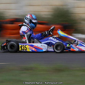 RCC 2019, Pole Mecanique Karting d'Alès