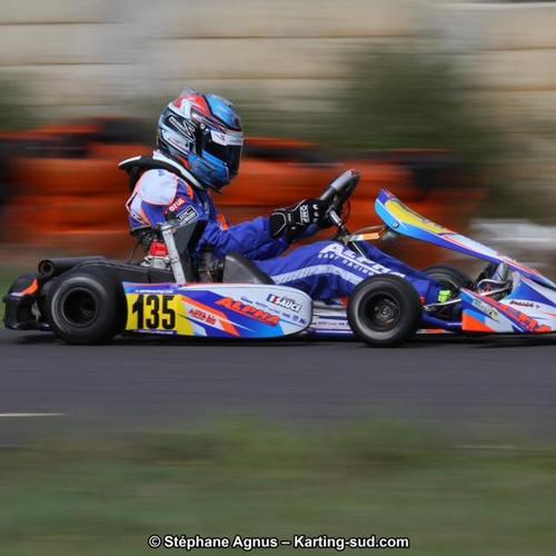 RCC 2019, Pole Mecanique Karting d'Alès