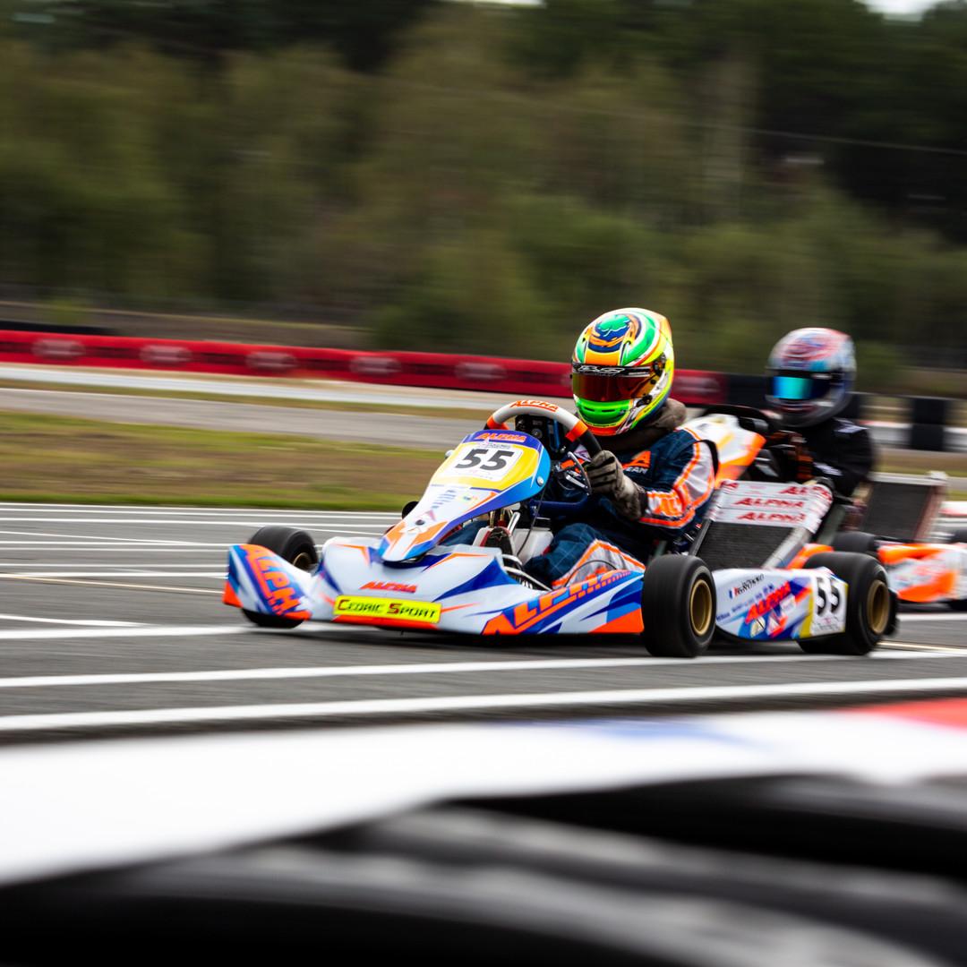 Championnat de France KZ 2019 à Salbris
