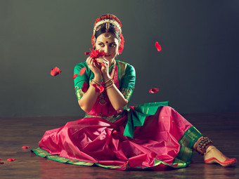"""The Ancient Dance: A Ghazal"""