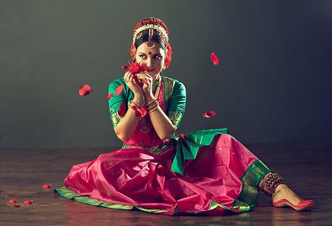 Danse classique indienne