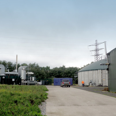 Consett Anaerobic Digestion Plant: Energy Investment