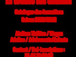 [ATELIERS THEATRE 2021-22] Pré-inscriptions en ligne