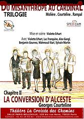La conversion d'Alceste