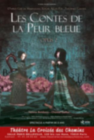 Les contes de la peur bleue