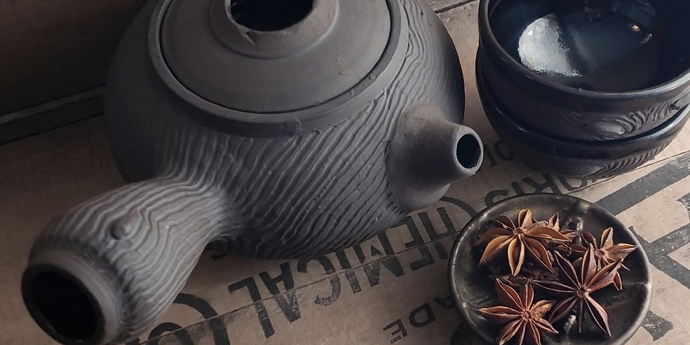 May 8th: How to Teapot