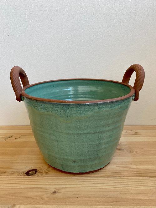 Ceramic Vessel by Dennis Allen