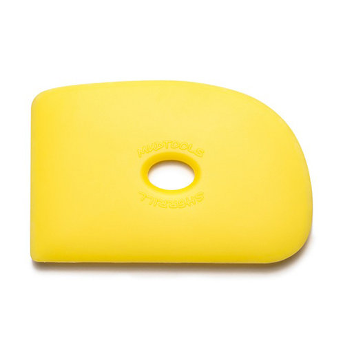 Shape 2 Polymer Rib- Yellow (Soft)