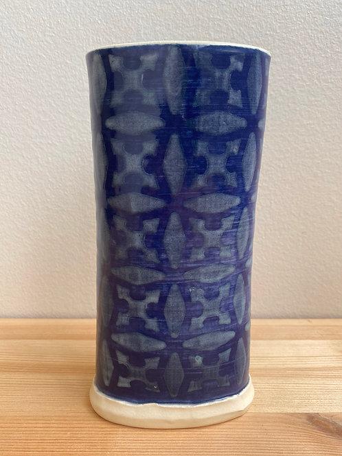 Blue Vase by Laura Davis