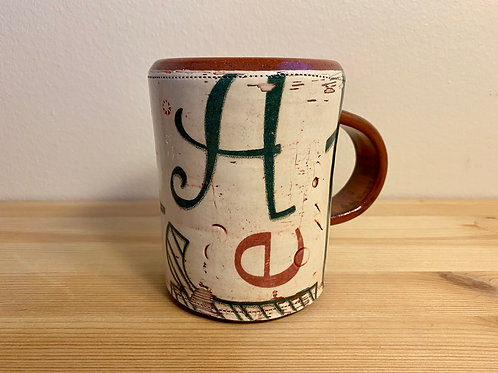 Great Mug by Mike O'Neal