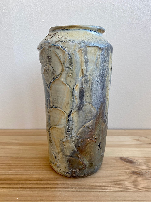 Woodfired Vase by John Mason