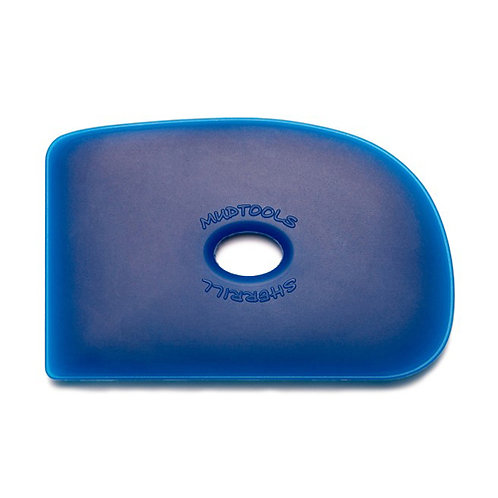 Shape 2 Polymer Rib- Blue (Firm)