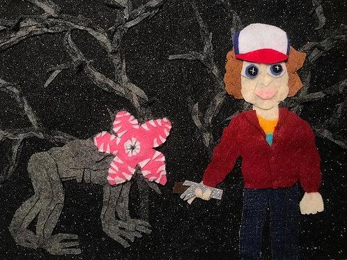 Stranger Thing by Sara Leah Miller