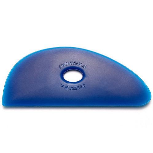 Shape 3 Polymer Rib- Blue (Firm)