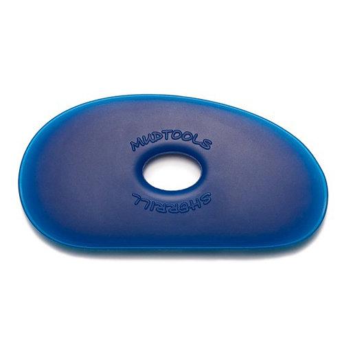 Shape 1 Polymer Rib- Blue (Firm)
