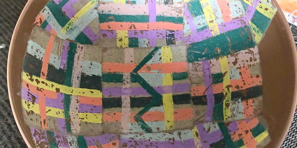 March 20th: Slip Monoprinting with Hannah Staber