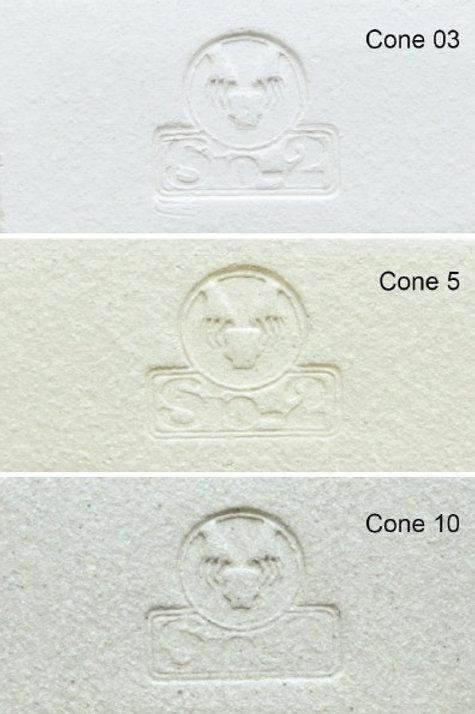PRAF White Sculpture/Raku