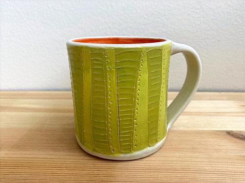 Yellow Mug by Laura Davis