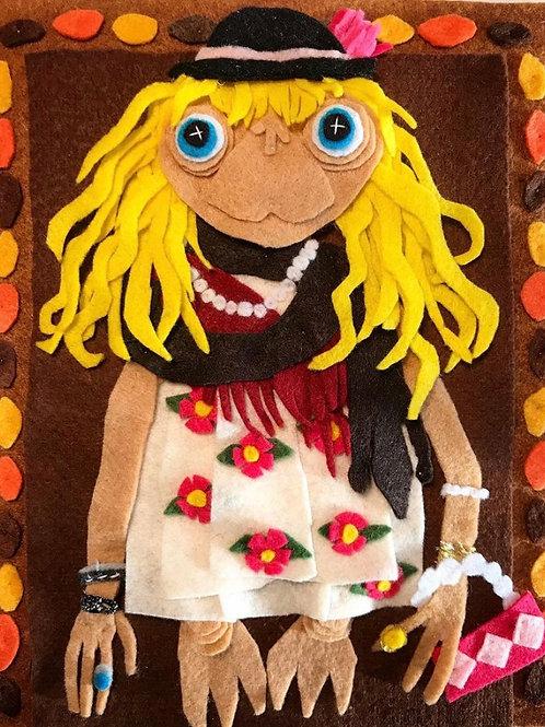 ET Dress-Up by Sara Leah Miller
