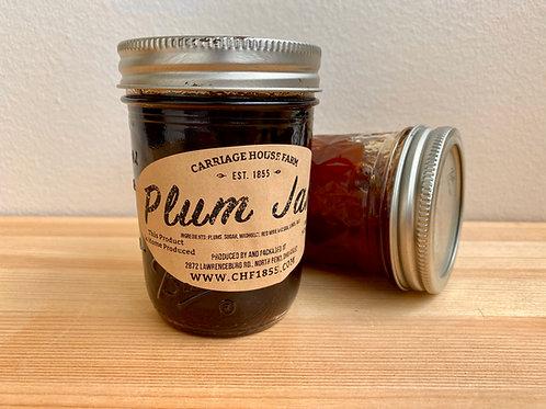 Plum Jam by Carriage House Farm
