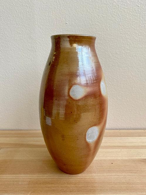 Woodfired Vase by Emily Hobart