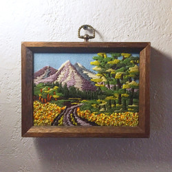 From our embroidery wall