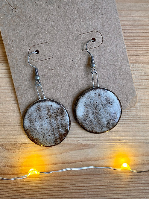 Earrings by Amy Pellegrino