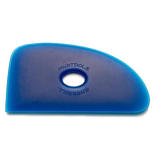 Shape 4 Polymer Rib- Blue (Firm)