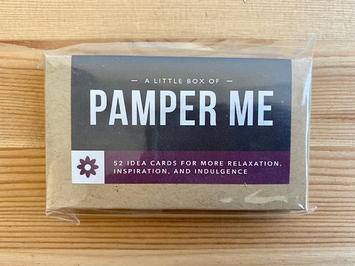 A Little Box of Pamper Me