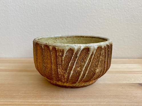 Woodfired Bowl by Madville Pottery