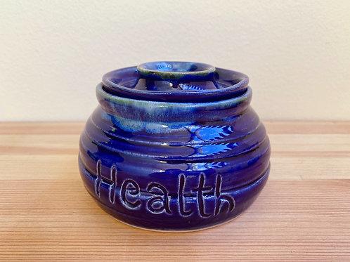 Health Jar by Jane Lester