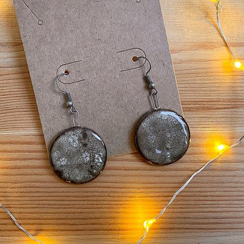 Earrings by Amy Pellegrino