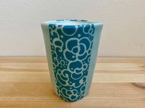 Green Cup by Emily Hobart