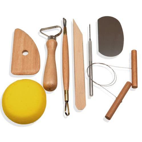 Kemper Pottery Tool Kit PTK